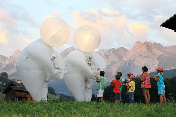 Festival Au Bonheur des Mômes au Grand-Bornand