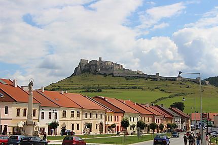 Castle Dore Zamok Dor