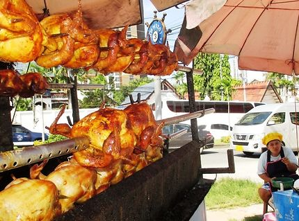 Le poulet crac crac (recette)