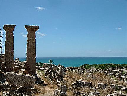 Site antique de Selinunte