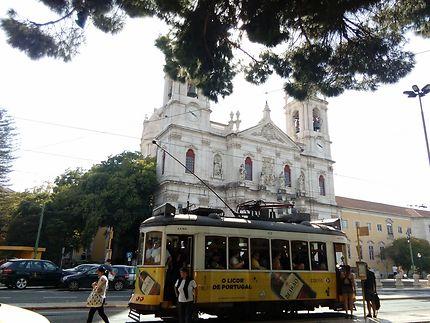 L'église Estrela
