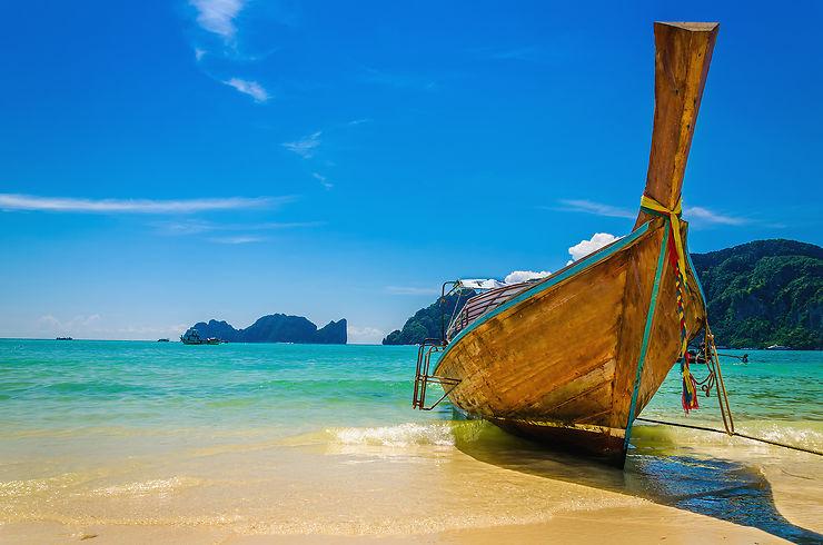 Plages de Ko Phi Phi – Thaïlande