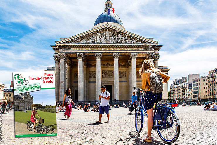 Paris et l'Île-de-France à vélo avec le Routard