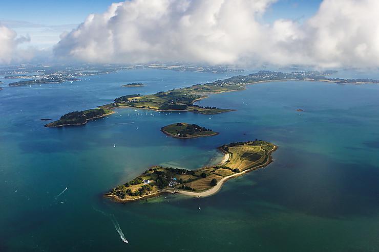 Le Morbihan, côté Golfe