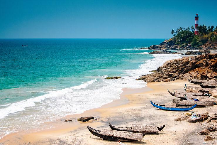 Kovalam et Marari, Kerala – Inde