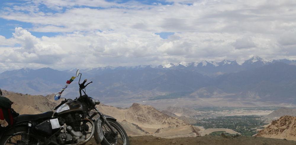 Khardung La: la route la plus haute du monde