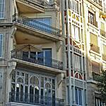Bel immeuble XIX° au Quartier Longchamp