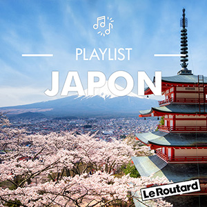Playlist Routard Japon