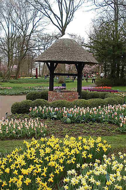 Keukenhof - le plus beau parc printanier au monde