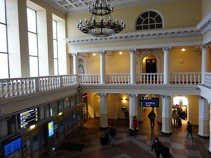 Hall des arrivées. Vilnius Airport