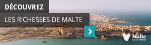 Découvrez les richesses de Malte