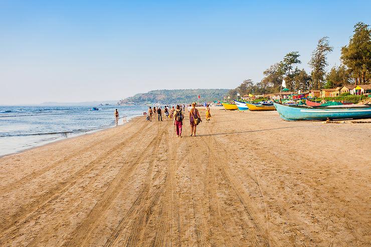 Plages de Goa – Inde