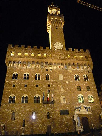 Le Palazzo Vecchio et son beffroi