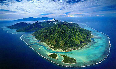 Moorea (îles de la Société)