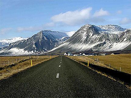 Islande - Highway One