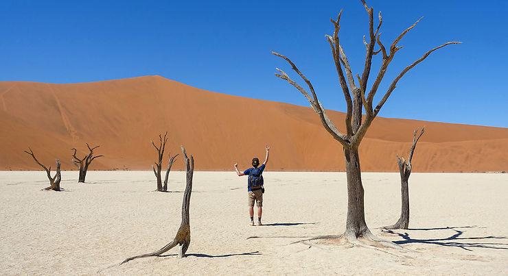 Voyage - Nos expériences hors du commun à vivre en Namibie