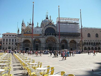 Venise Basilique Saint-Marc