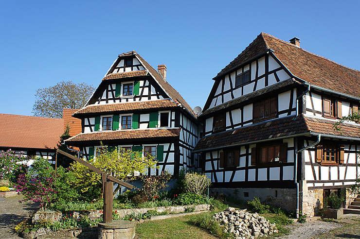5 coups de coeur en Alsace du Nord