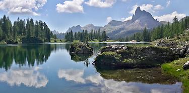 Trek : la Grande traversée des Dolomites