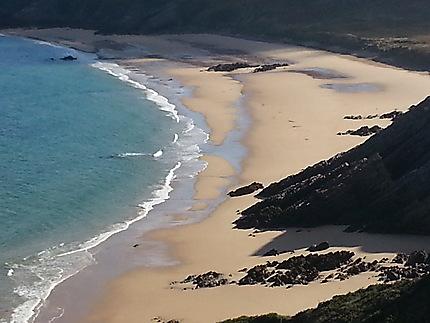 Lourtuais plage