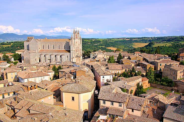 Gubbio, Assise, Spoleto, Orvieto : les fées de l'Ombrie
