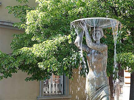 Fontaine sur Tarnok utca