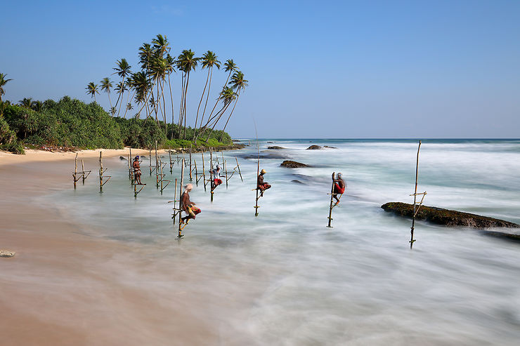 Koggala, Mirissa et les plages du Sud – Sri Lanka