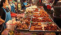 Street food en Asie du Sud-Est