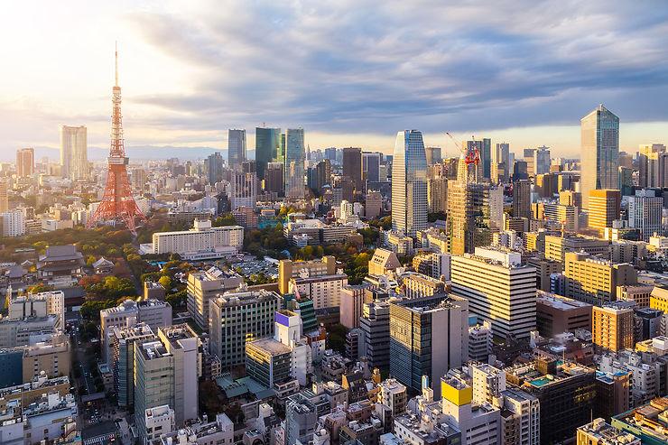 Tokyo, entre tradition et modernité