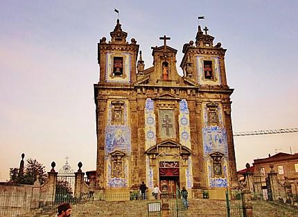 Eglise Santo lldefonso