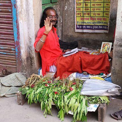 Calcutta l'astrologue
