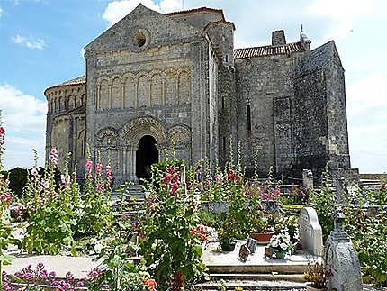 Eglise Radegonde de Talmont