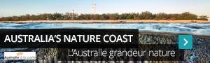 Australia's Nature Coast : l'Australie grandeur nature