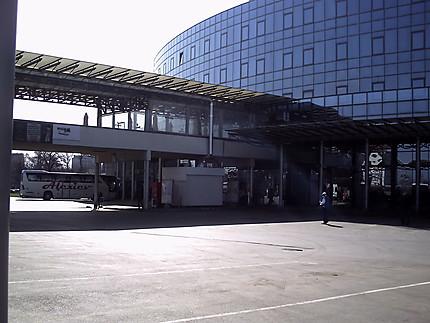Sofia La gare routière -( Avtogarata )