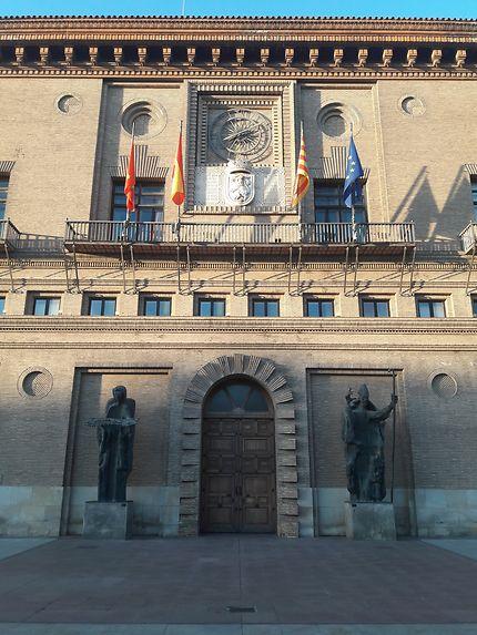 Mairie de Saragosse