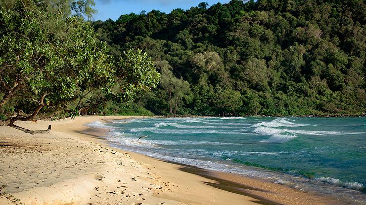 Lazy Beach et les plages de Ko Rong – Cambodge
