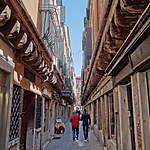 Venise Calle del Paradiso