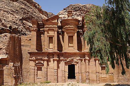 Petra - Le Monastère