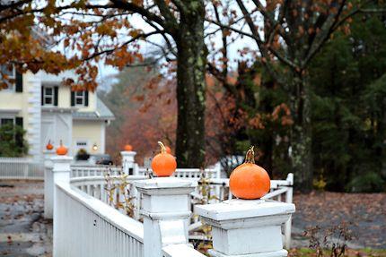 Halloween dans le Vermont