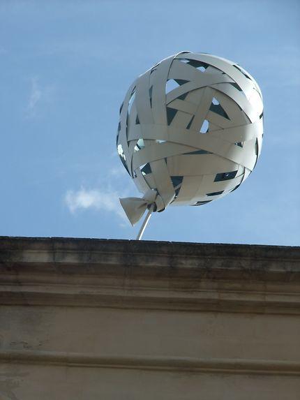 Sur les toits de Lecce