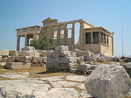 Sur l'Acropole