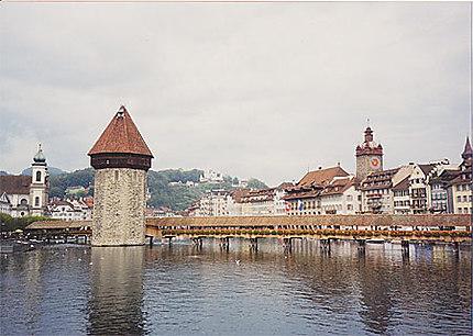 Kapellbrücke et Wasserturm