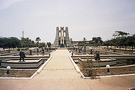 Mausolée N'Kruma
