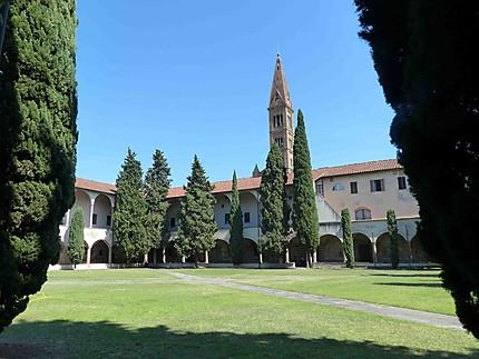 Cloître du Couvent Santa Maria Novella