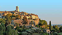 3 week-ends de star sur la Côte d'Azur