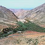 Barrage à Las Penitas