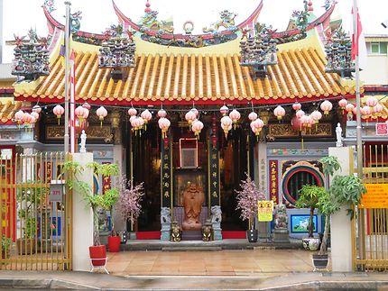 Leong San See temple (1917)