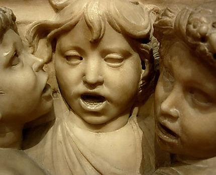 Cantoria Luca della Robia