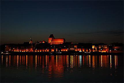A Torun, de nuit