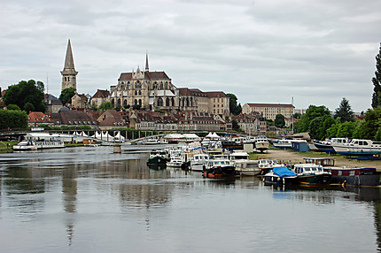 Cathédrale d'Auxerre